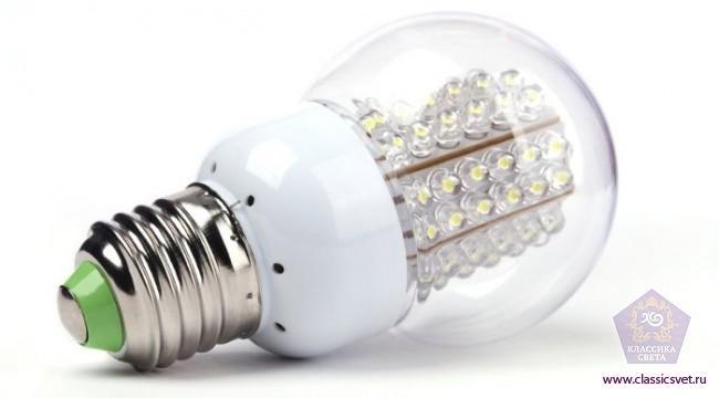 Что надо знать при выборе лампочки