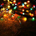 Различные типы светотехники для Нового года