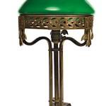 Бульотка или история настольной лампы