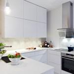 10 идей для стильной кухни с освещением