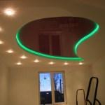 Какие бывают потолки с использованием света