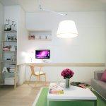 Как визуально увеличить небольшую комнату