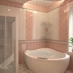 С чего начать ремонт ванной с освещением?