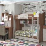Лучший выбор — набор мебели для детской с освещением