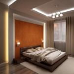 Оформление спальни в разных стилях