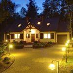 Источники внешнего освещения дома: путь энергосбережения