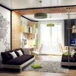Как оформить спальню с освещением?