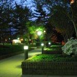 Рекомендации по украшению дачного участка с освещением