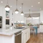 Ошибки освещения кухни. 4 секрета эффективного освещения кухни.