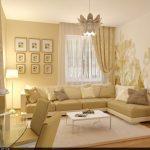 Оформление спальни с освещением с комфортом