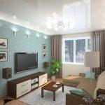Как обустроить гостиную с освещением?