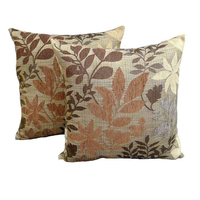 Essentials Bristol Chenille Jacquard Decorative Pillows from Kohls