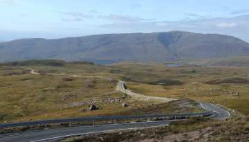 Scotland Driving Tour with Classic Travelling - Applecross road