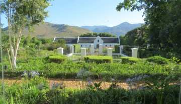 South Africa Driving Tour with Classic Travelling - Franschhoek