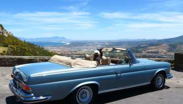 South Africa Driving Tour with Classic Travelling - Sir Lowrys Pass