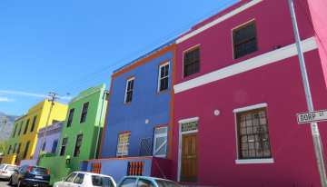 South Africa Driving Tour with Classic Travelling - Bokaap