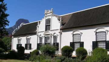 South Africa Driving Tour with Classic Travelling - Boschendal
