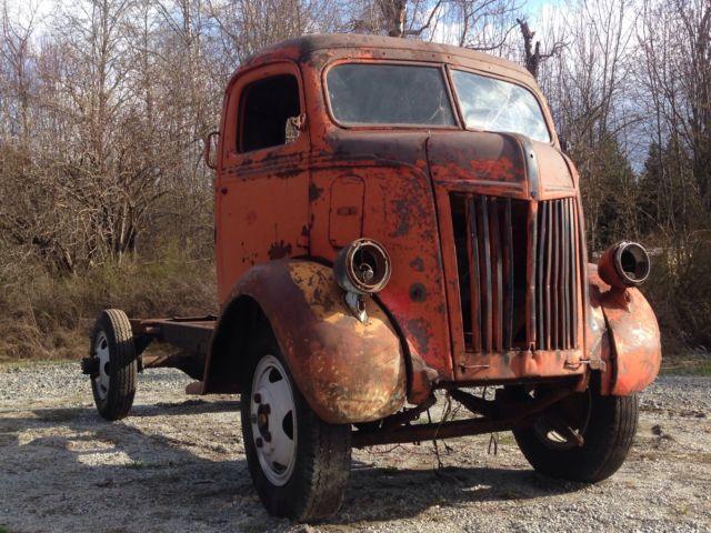 1942 Rat Truck Rod Ford