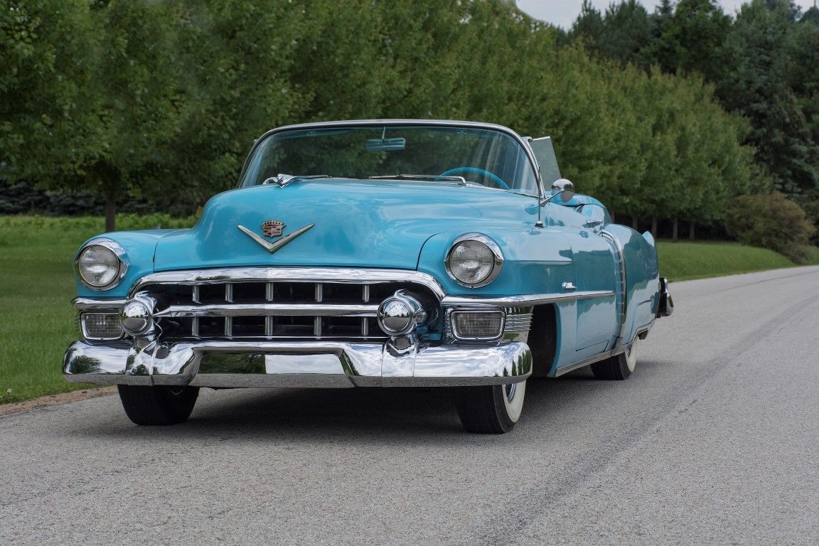 Factory Cadillac Wheels