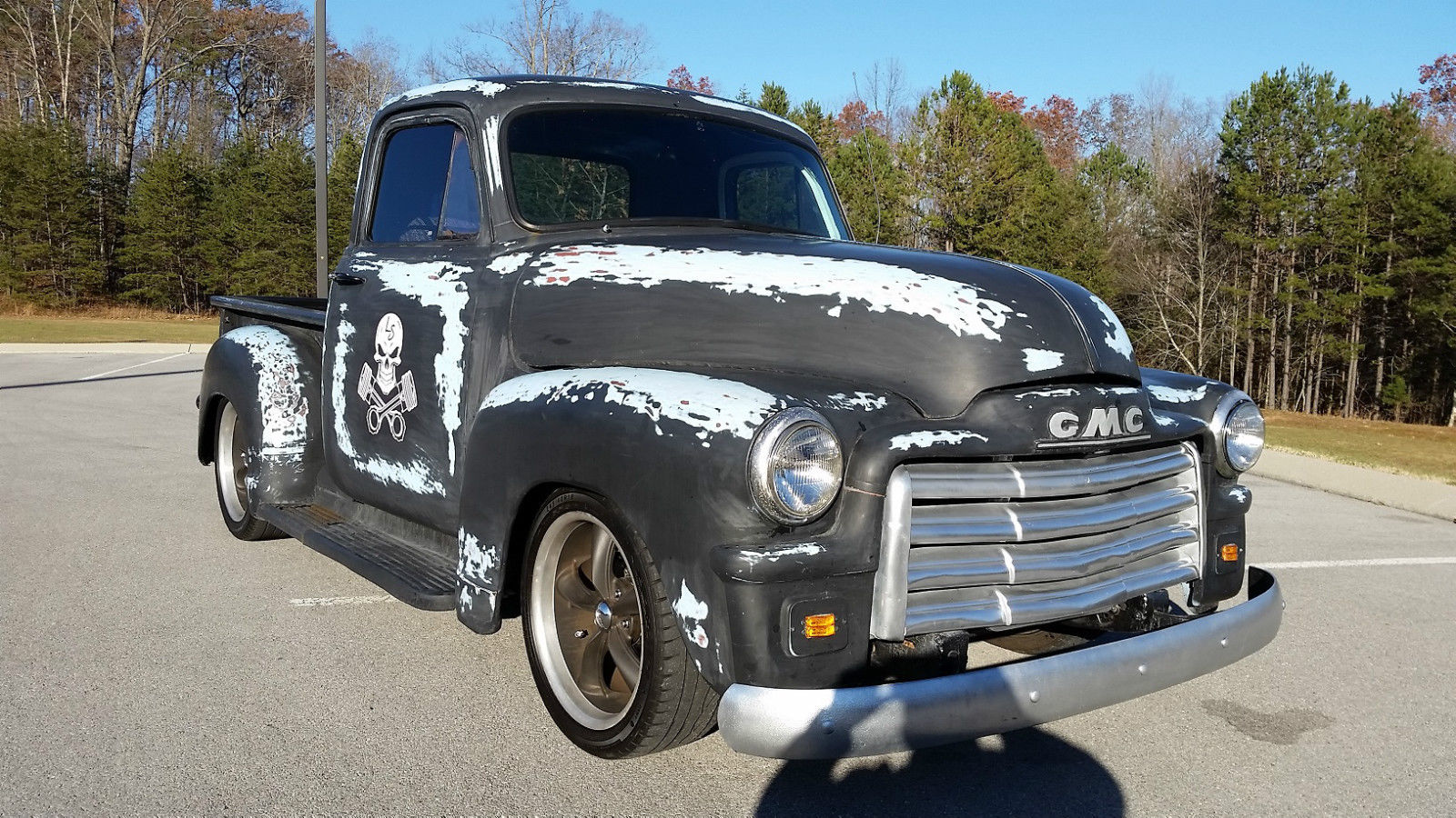 1954 Gmc Truck Frame Swap The Car 1949 Chevy 762413 25 Source Chassis