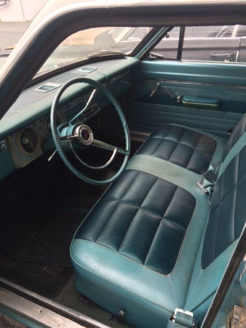 1965 Plymouth Valiant 200 4 Door