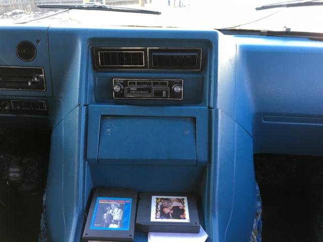 1978 Chevy G20 Van Custom Chevrolet Classic Vintage