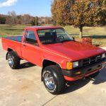 1985 Toyota Pickup 4x4 With 22 000 Original Miles