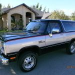 91 Dodge Ramcharger Se 4x4 2dr V 8 Suv Nicest One I Ve Ever Seen Look Closely