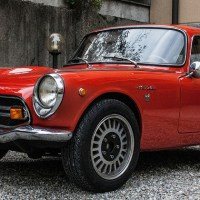 Raging japanese: 1969 Honda S800 coupé