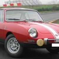 Team Bertone: 1969 Fiat 850 Sport Racer Berlinetta