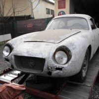 Clown face: 1959 Lancia Appia GTE by Zagato
