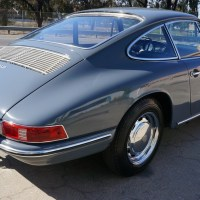 Ultra-clean slate: 1967 Porsche 912