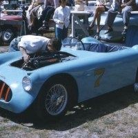 Pebble Beach racer: 1955 Swartley O.S.C.A. Special