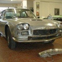Plastic surgery needed: 1966 Maserati Quattroporte
