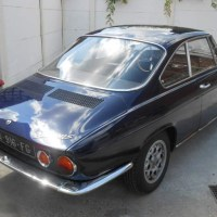 Spicy & elegant: 1967 Simca 1200S Coupé by Bertone