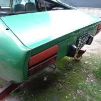 Green bull/2: 1974 Lamborghini Urraco P250 S