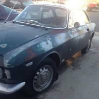 Roasted but complete: 1967 Alfa Romeo Giulia Sprint GT Veloce