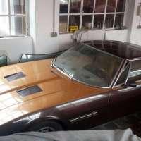 Two tone GT: 1968 Maserati Ghibli