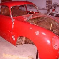 Garage job: 1952 Porsche 356 Coupé