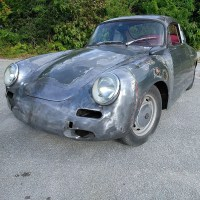 Flawless: 1965 Porsche 356C Coupé