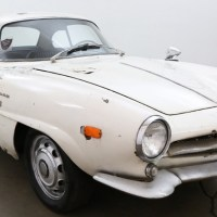 Since '76: 1963 Alfa Romeo Giulia Sprint Speciale