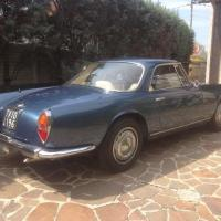 It's original once: 1960 Lancia Flaminia GT Coupé by Touring