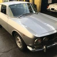 Zero rust: 1974 Alfa Romeo GTV 2000