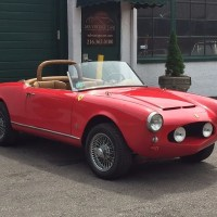 The strange one: 1965 Alfa Romeo Giulia Spider