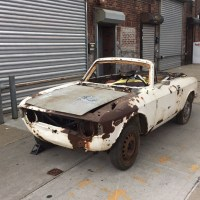Too open: 1966 Alfa Romeo Giulia Sprint GTC by Touring