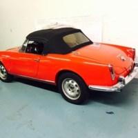 Barely driven: 1964 Alfa Romeo Giulia Spider Veloce