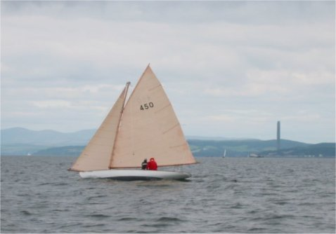 Pierrette at the Fife Regatta in 2003
