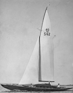 40 Square metre- Gazell, 1935