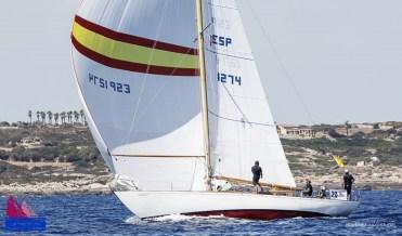 Argos a the Vela Clasica Menorca