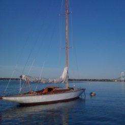 Clarity at anchor